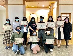 進擊新俳句大賞 義守「應日系」再獲優秀學校賞-日本文化