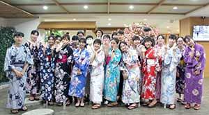 義守「應日系」和風祭開跑 祭典屋台藏驚喜-日本